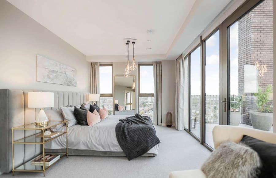 Royal Docks West Bedroom