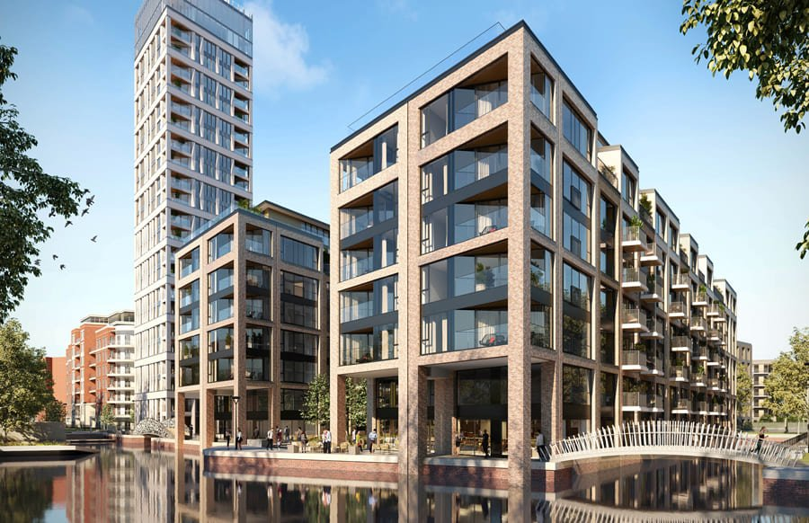 Chelsea Creek London Apartments
