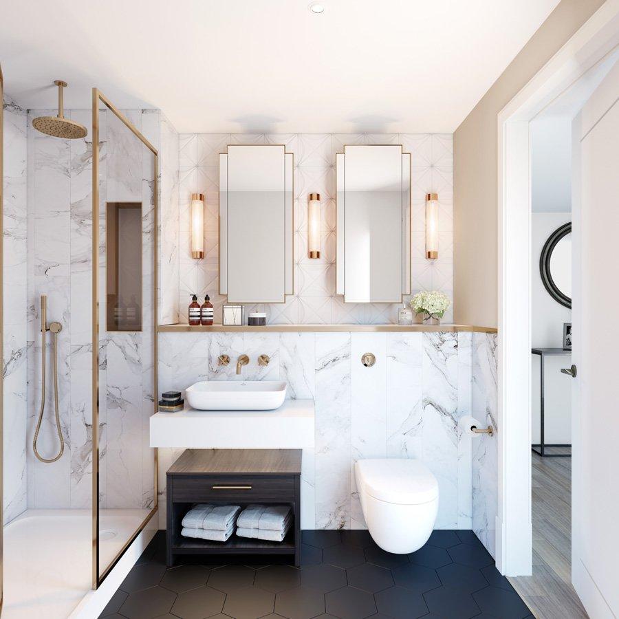 Chelsea Creek Westwood House Bathroom