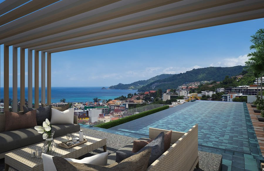Community View - Patong Beach Residence
