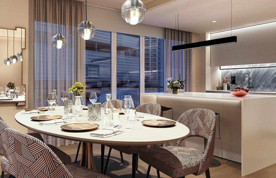 Dinning Room - White City Living