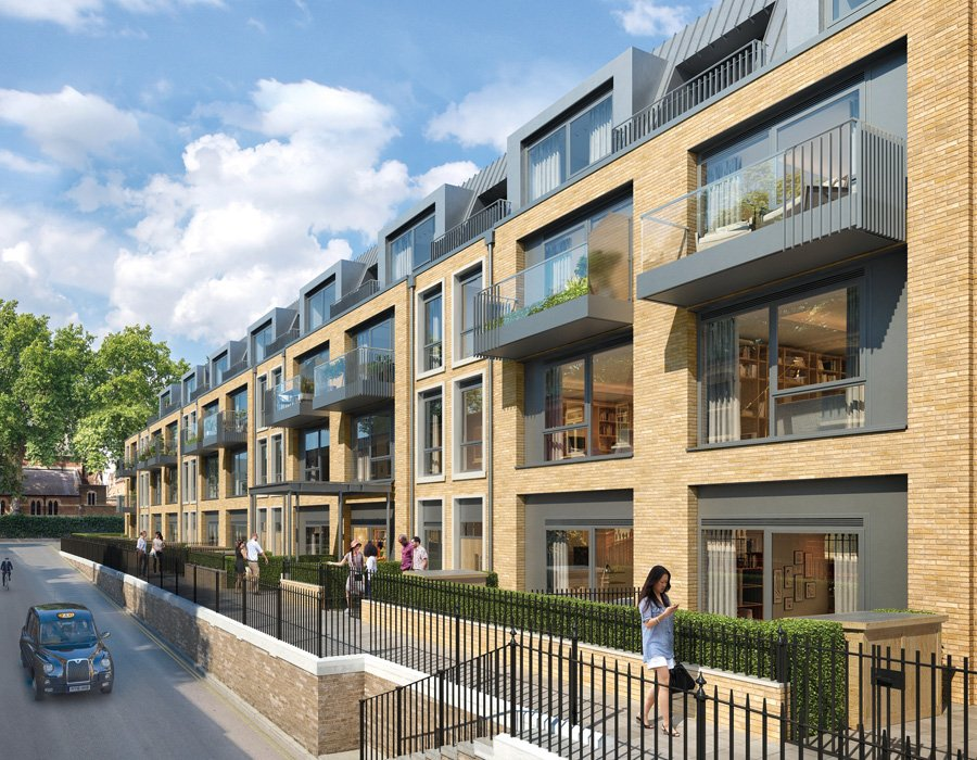 Sovereign Court Townhouses