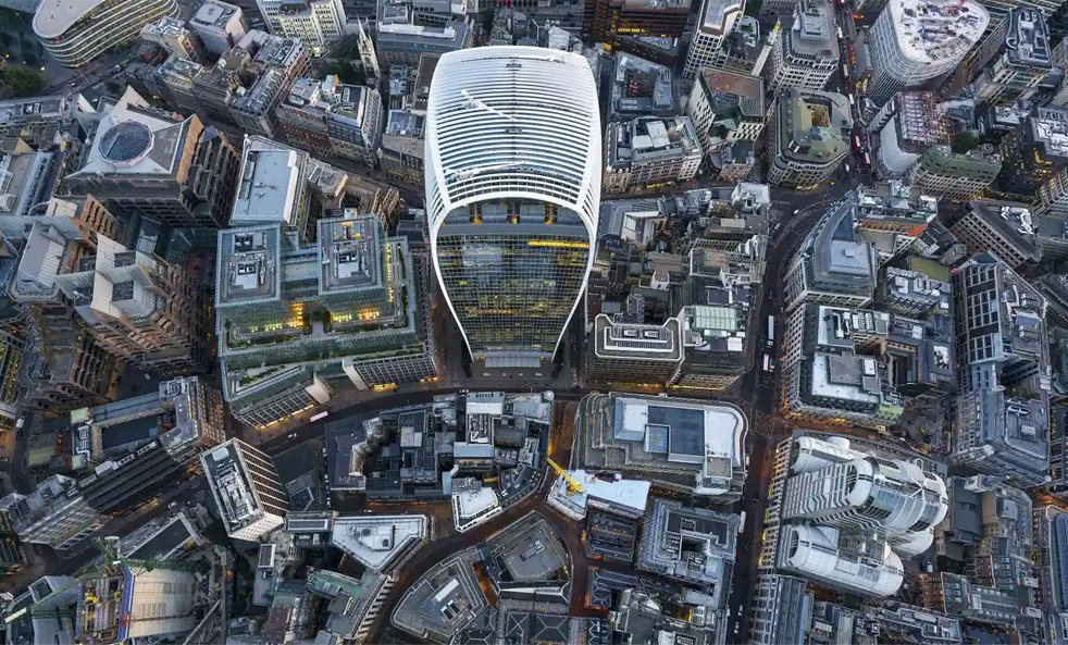 Investment and innovation London