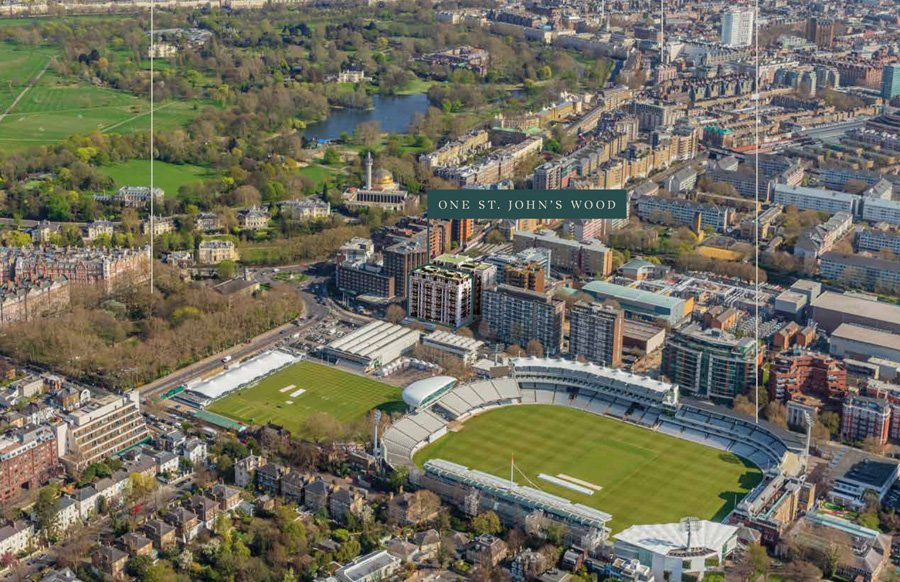 One St John's Wood Street Lords Cricket Ground