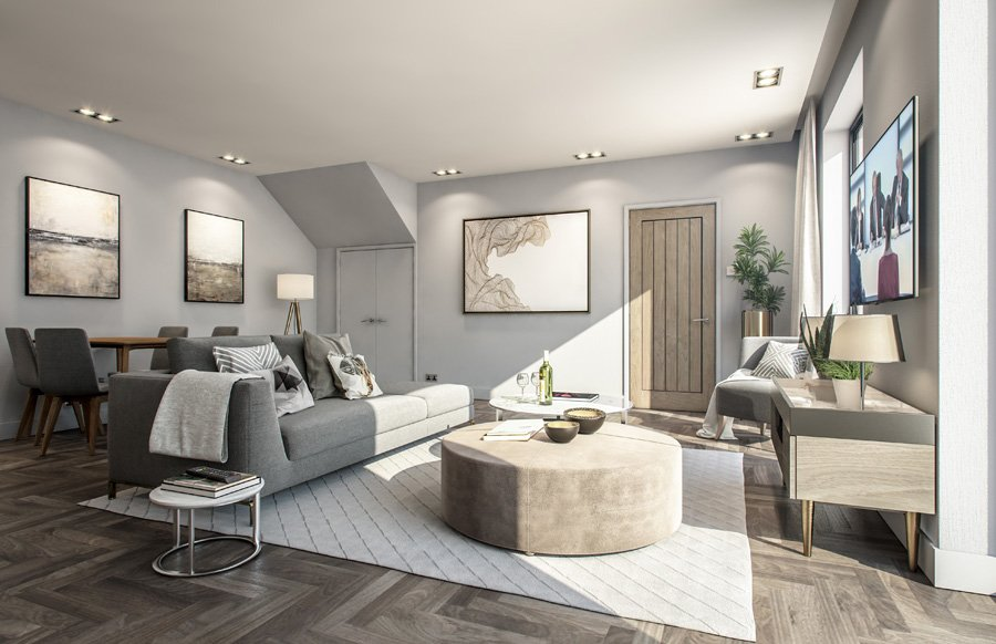 Carnaby Place Manchester - Luxury Apartments in City Centre