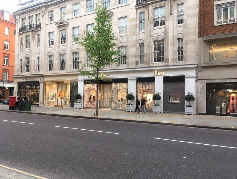 Chelsea's Shopping Scene