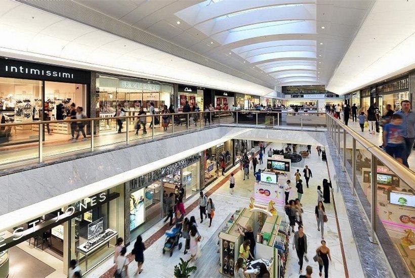 Brent Cross Shopping Mall