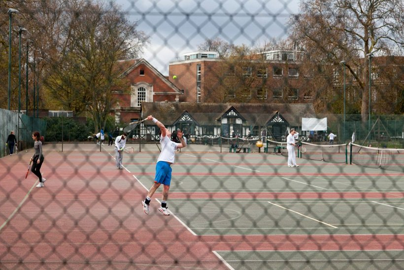 Sports in Regent's Park